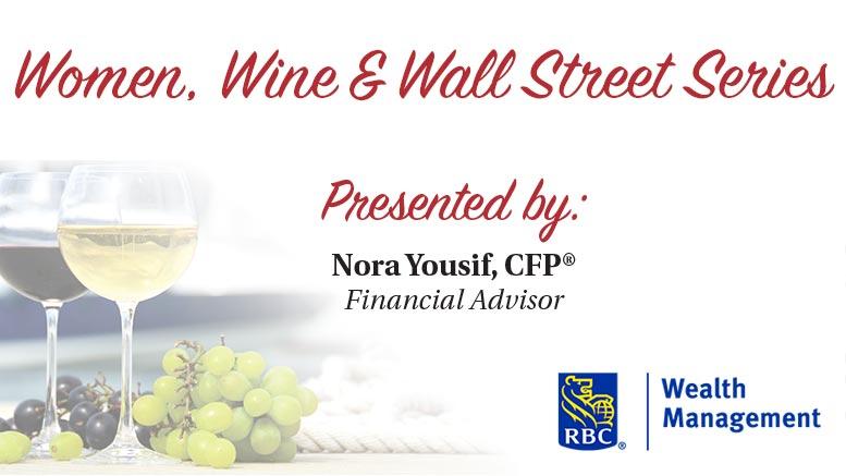 Women, Wine & Wall Street Series