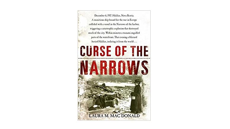 Curse of the Narrows book