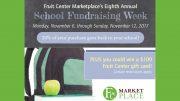 Fruit Center Fundraising week