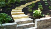 Milton's own T.S. Lynch Co. offers masonry, landscaping, and fencing services