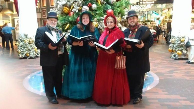 Very Merry Christmas Carolers