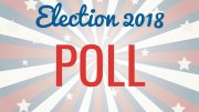 Election 2018 poll