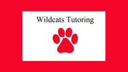 Milton Wildcats Tutoring