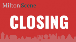 Closing Closed announcement