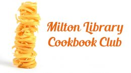 Milton Library Cookbook Club