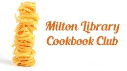 Milton Library Cookbook Club