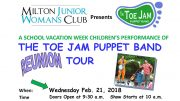 Toe Jam Puppet Band