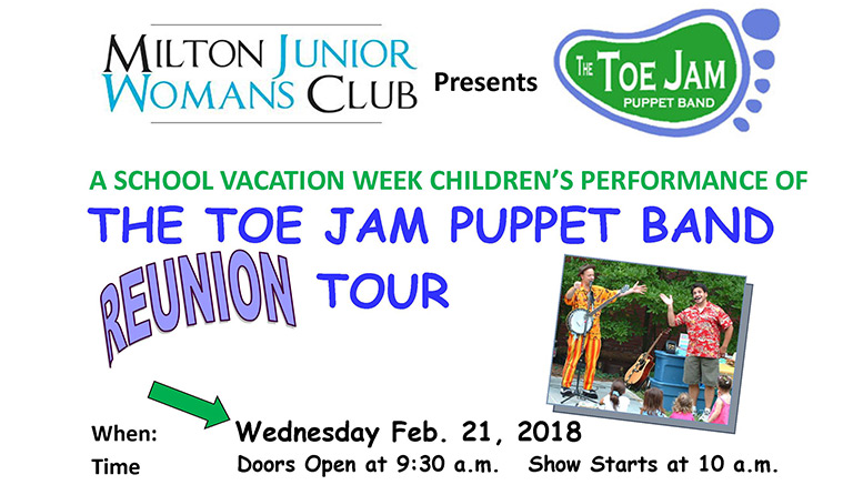 Toe Jam Puppet Band