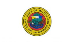 Town of Milton seal