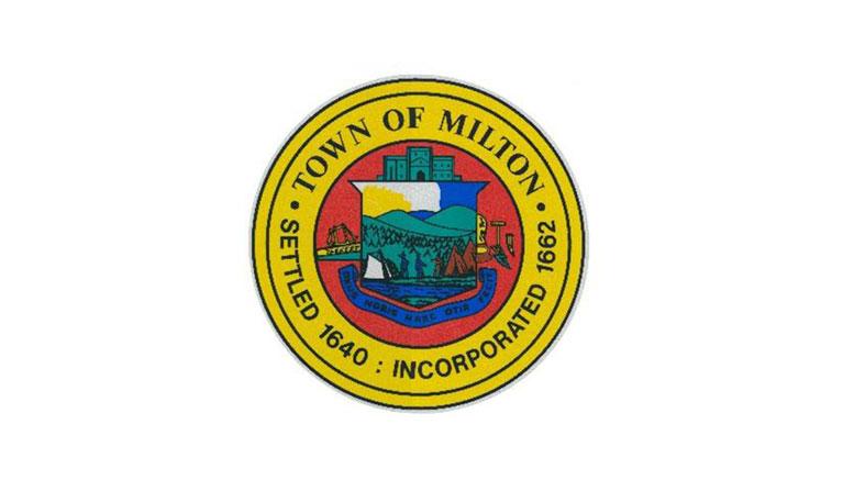 Town of Milton seal