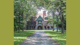 Landscape tour, Eustis Estate