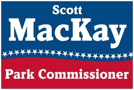 Scott McKay for Park Commissioner