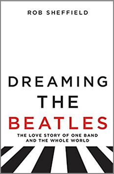 Dreaming the Beatles Milton Library Foundation event