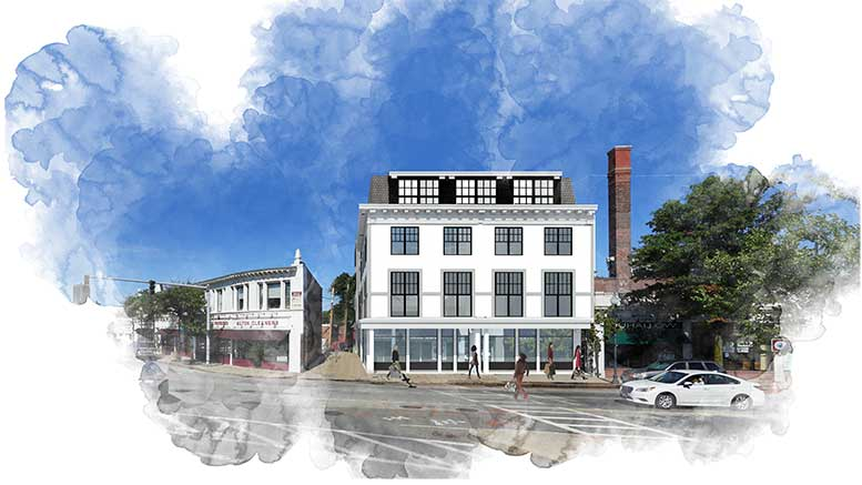 Falconi east milton proposed development
