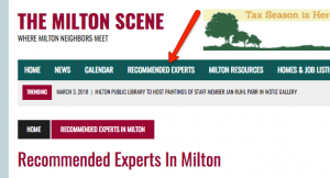 Recommended experts in Milton