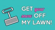 Town of Milton announces strict snow policy get your snow off of my lawn