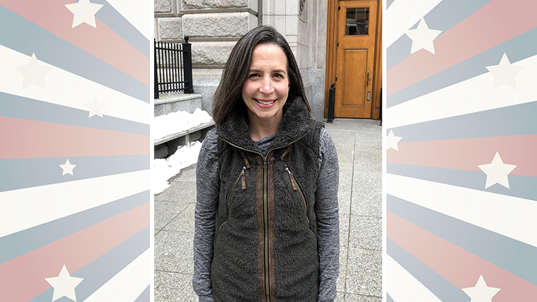 Abby Selter, Milton Town Meeting Member candidate