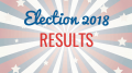 Vote today - election results 2018