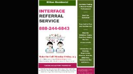 Interface Referral Service, MSAPC
