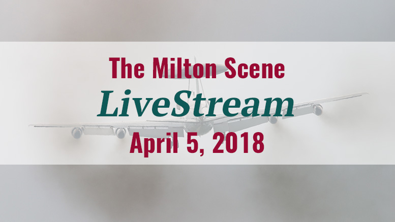 Milton Scene LiveStream of April 5 FSN Candidate Forum