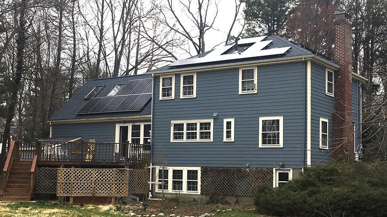 Solar Flair house