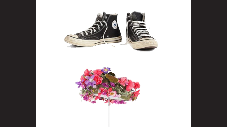 Shoes and Flower Hat - Head to Toe Family Programs