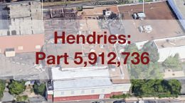 Hendries Factory Milton MA