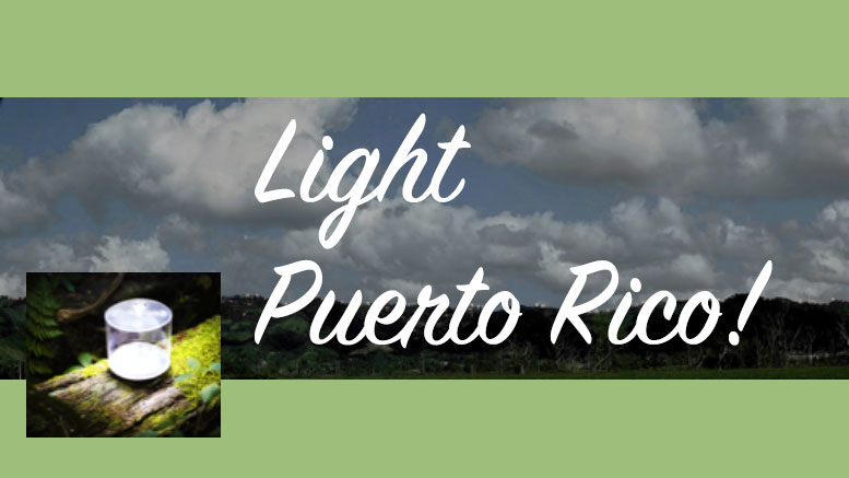 light puerto rico lantern program