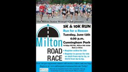 2018 Milton Road Race
