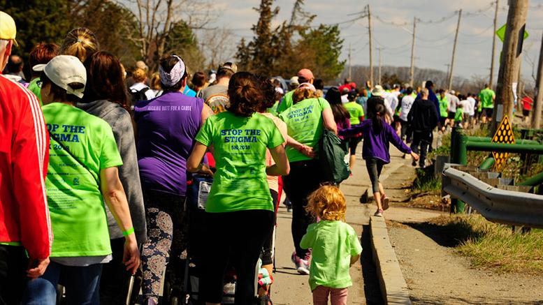 Stop the Stigma Walk
