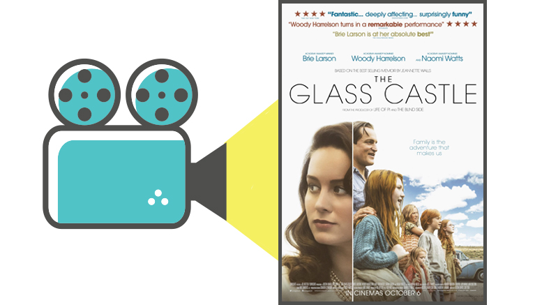 """The Glass Castle"" Movie Showing"