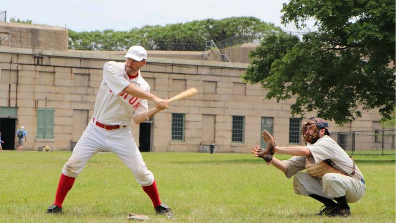 Baseball Double-Header at Eustis Estate
