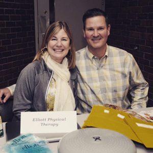 Patti & Darryl Elliott of Elliott Physical Therapy