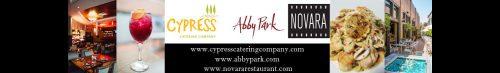 Abby Park Novara Cypress catering Milton
