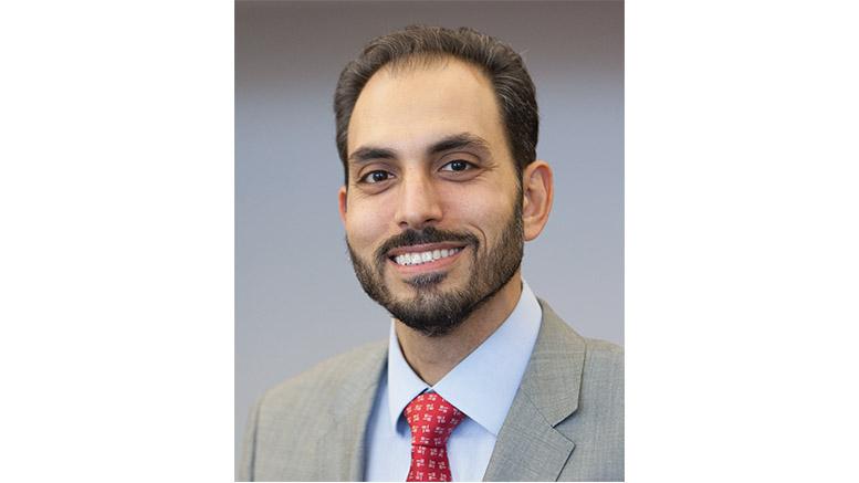 Dr. Souheil Adra of Beth Israel Deaconess Hospital