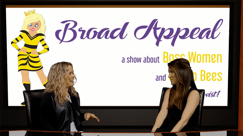 Broad Appeal - Rousanna Curvelo, Violet Skin Care and Melissa Fassel Dunn