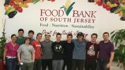 Boston College High School students volunteer in Camden, New Jersey