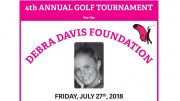 Debra Davis Golf tournament