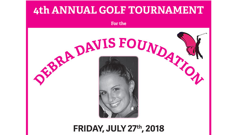 Debra Davis Golf tournament