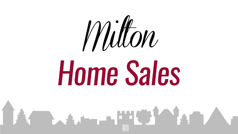 Milton Home & Real Estate Sales