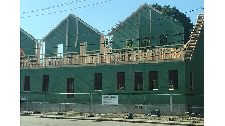 Gallery: Progress update on 475 Adams Street, Milton