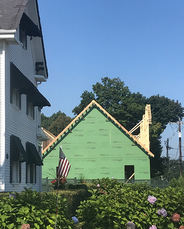 Gallery: Progress update on 475 Adams Street, Milton