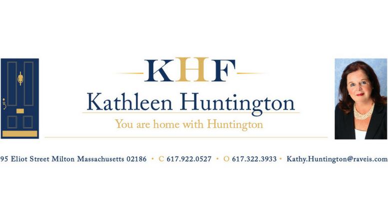 Kathy Huntington, real estate agent