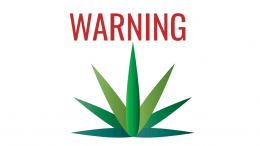 marijuana warning