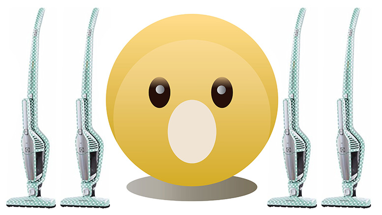 Random Review Wednesday: Electrolux Ergorapido Cordless Stick Vacuum