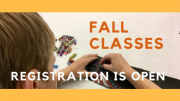 Fall classes at MAC