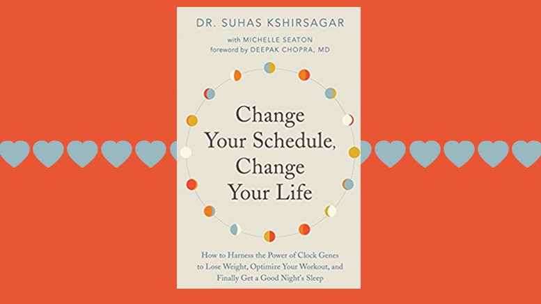 Change your Schedule, Change Your Life - book review on the Milton Scene