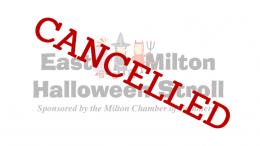 Cancelled: East Milton Halloween Stroll