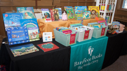Holiday Book Fair at East Church