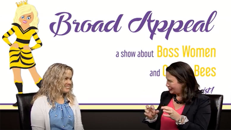 Melissa Fassel Dunn and Bobbi Wenger on Broad Appeal in Milton